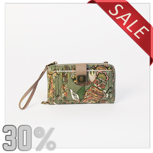 Large smartphone crossbody